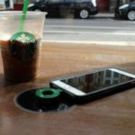 Starbucks to upgrade charging pad to support iPhone X