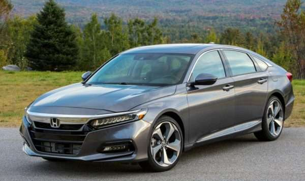 Honda launches Accord 2018 SUV With Its All-New Accord Sedan