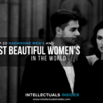 Top 20 Handsome Men's And Most Beautiful Women in the world (Complete List)