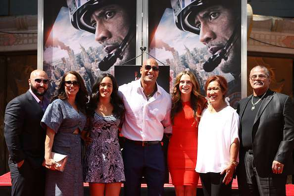 Dwayne Johnson Net Worth and His Family
