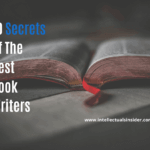 10 Secrets Of The Best Book Writers