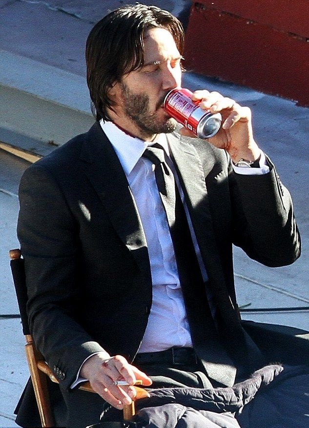 He did once a Coca-Cola commercial