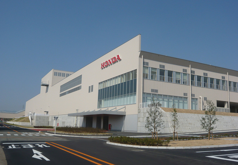 Honda Motor Co. Richest Company