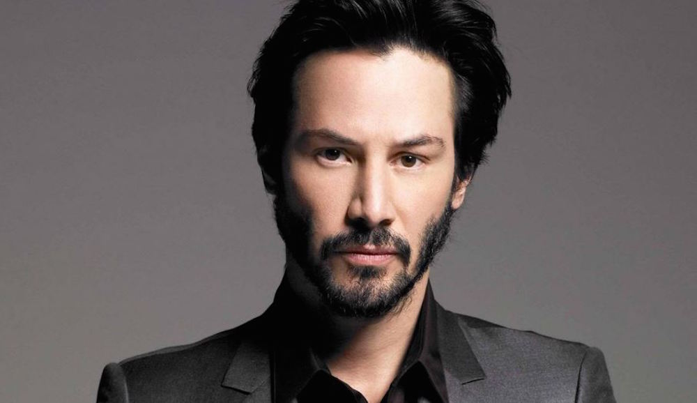 Keanu does love to study much
