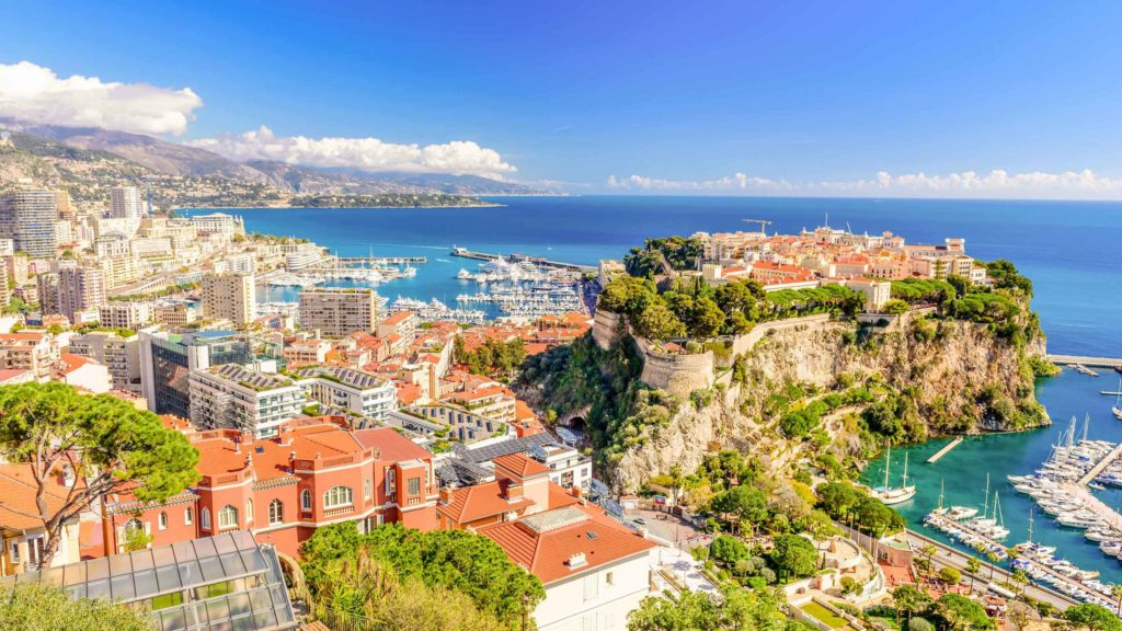 Monaco Countries Where You Can Start Your New Journey of Life