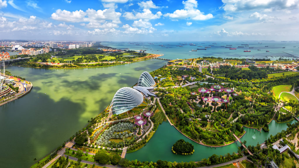 Singapore 10 Countries Where You Can Start Your New Journey of Life