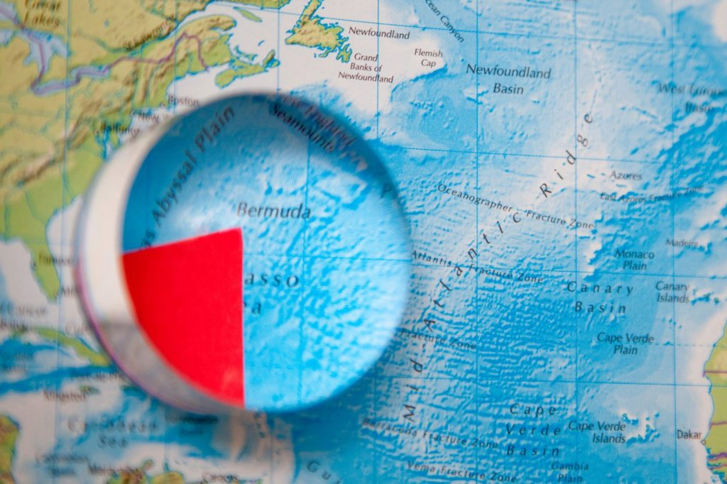Strange Facts about the Bermuda Triangle