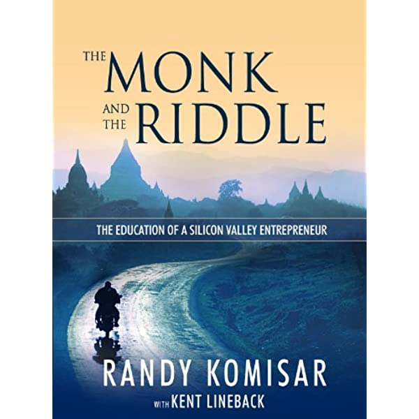 The Monk and the Riddle by Randy Komisar Business Book That You Should Read from Today